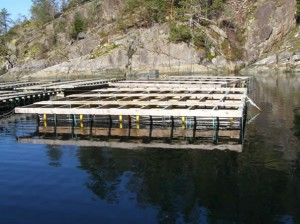 Sawmill Bay Deep Water Rafts